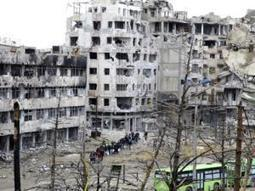 The human cost of Syria's conflict - World News | IOL News | IOL.co.za | AUSTERITY & OPPRESSION SUPPORTERS  VS THE PROGRESSION Of The REST OF US | Scoop.it