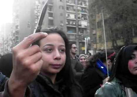 "Women across the globe stand against ""sexual terrorism"" of Egypt protesters 