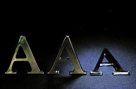 Moody's retire son AAA à la France | Union Européenne, une construction dans la tourmente | Scoop.it