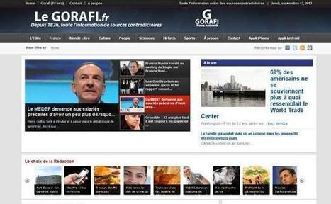 Sur Twitter, le Medef explique à Attac ce qu'est Le Gorafi - 20minutes.fr | Community Management et Curation | Scoop.it