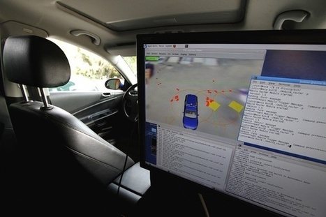 How Driverless Cars Could Save the Government Lots and Lots of Money | Sustainable Futures | Scoop.it