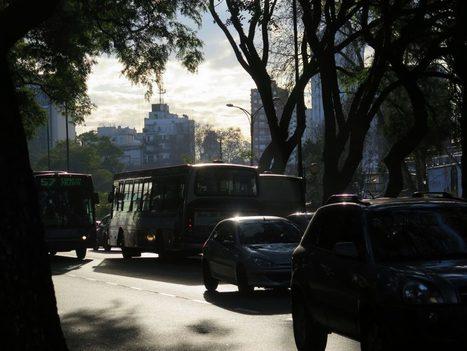 Les bus collectifs à Buenos Aires : un séduisant désordre urbain   Déplacements-mobilités   Scoop.it