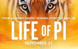 Official movie site for Life of PI, directed by Ang Lee. | Follow your dreams | Scoop.it