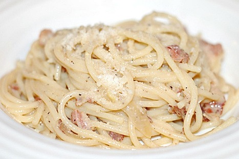 Carbonara, a new theory for its origins and name | Italia Mia | Scoop.it