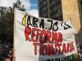 Profesores de la UIS ratifican su rechazo a la reforma tributaria   ACIUP   Scoop.it