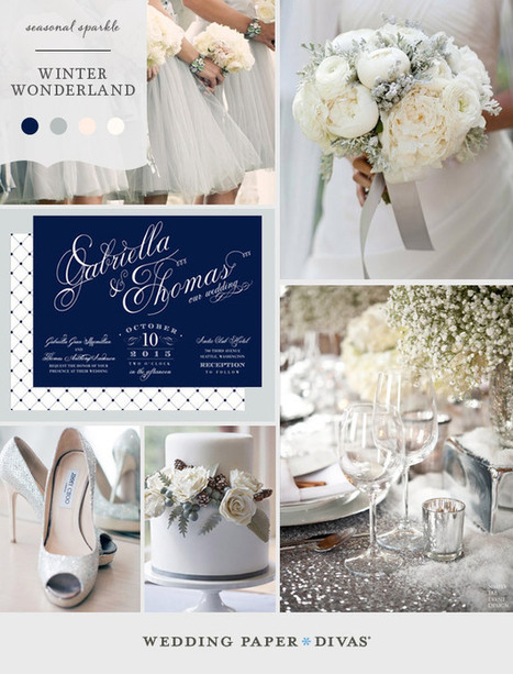 Winter Wonderland Inspiration Board | Teeth Whitening Kits | Scoop.it