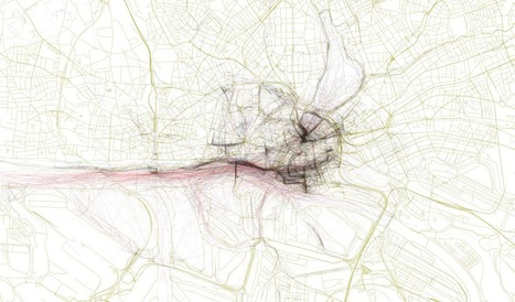 #GeoawesomeQuiz - Can you recognize a city based on Flickr photos density? - Geoawesomeness   GeoWeb OpenSource   Scoop.it