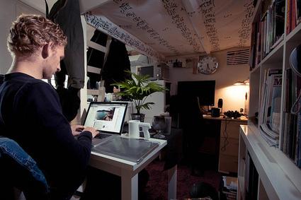 Trabajar desde casa, ¿dónde queda la PRL? - PrevenBlog | PREVENCIÓN DE RIESGOS LABORALES Y MEDIO AMBIENTE DE LANZAROTE | Scoop.it