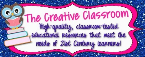 Getting My Classroom In Order: FINALLY, It's Done! - The Creative ... | Technology in Art And Education | Scoop.it