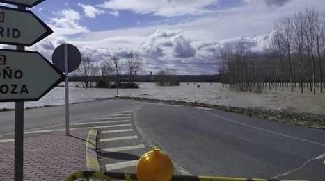 Reabierta la carretera N-113 en Castejón, que permanecía cortada por desbordamiento del Ebro | Ordenación del Territorio | Scoop.it
