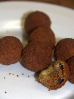 Vegan Olive Ascolane   Le Marche and Food   Scoop.it