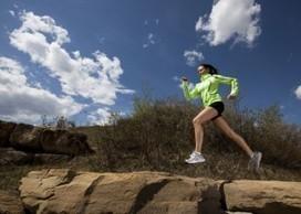 Efficient Running Cadence - Women's Running | Senior PE TGS | Scoop.it