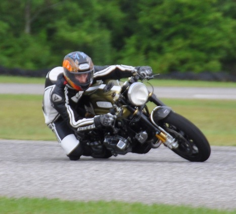 On Cafe racer TV tonight… The Bostrom's test the Desmopro | DucatiDucati.net | Desmopro News | Scoop.it