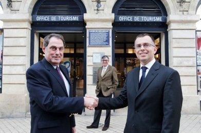 Bordeaux : un nouveau directeur à l'office de tourisme | Actu Réseau MOPA | Scoop.it