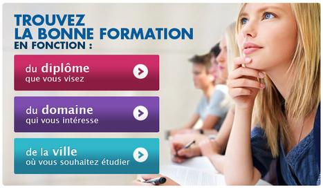 Diplomeo : Service d'orientation gratuit de l'enseignement supérieur français | Time to Learn | Scoop.it