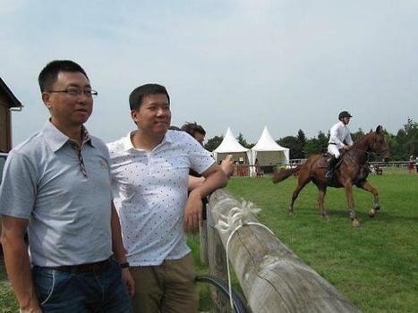 Basse-Normandie. Un Chinois explore « le business du cheval » | Ouest France Entreprises | Actualités Orne | Scoop.it