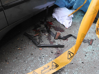 Mossad it #again? 4th #Iran #nuclear #scientist bombed - #video | From Tahrir Square | Scoop.it