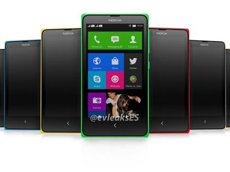 El primer celular Nokia con Android se presentaría este mes - CNET en Español | MSI | Scoop.it