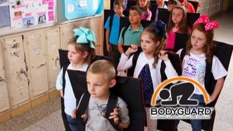 Gun control measures are going nowhere, so here's a bulletproof blanket for your kids | Daily Crew | Scoop.it