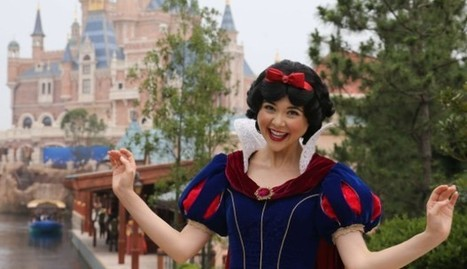 How Disney made sure Shanghai Disneyland doesn't put off Chinese visitors | STRATEGIC COMMUNICATIONS & PUBLIC DIPLOMACY | Scoop.it
