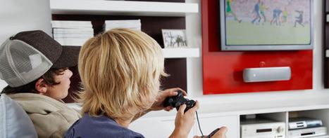 La televisión y los videojuegos no son tan malos para los niños | La Mejor Educación Pública | Scoop.it