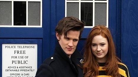Sci-fi shocker: Matt Smith leaves BBC's 'Doctor Who' | Daily Crew | Scoop.it