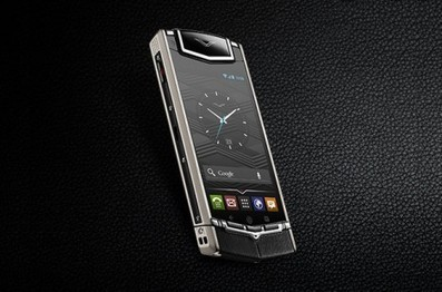 Vertu launches world's costliest Android smartphone | Finance for IB | Scoop.it