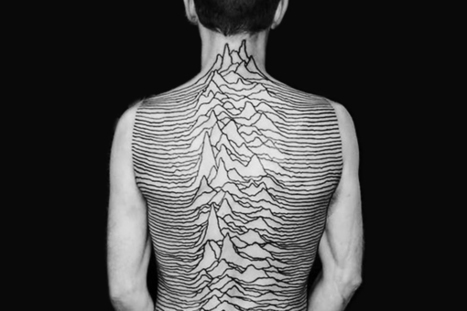 Unknown Pleasures: More than an album cover   THIS IS THE MACHINE.   Scoop.it