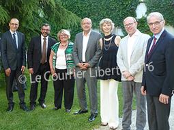 Justice : Le bâtonnier du barreau de Bourgoin-Jallieu réunit ses confrères | Revue de presse Joelle Huillier | Scoop.it