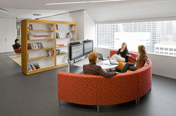 15 Trends That Will Reshape Your Office | Facility Issues for your Workplace | Scoop.it