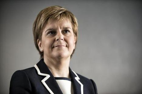 Second referendum while I am First Minister, predicts Sturgeon | My Scotland | Scoop.it