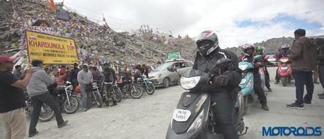 A Chennai Girl Rides Her Scooty To The Himalayas And Conquers Her Childhood Dream   365 Hops-Adventure Tours   Scoop.it