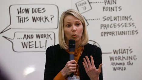 Yahoo says Marissa Mayer has fixed its biggest problem | Change Leadership Watch | Scoop.it