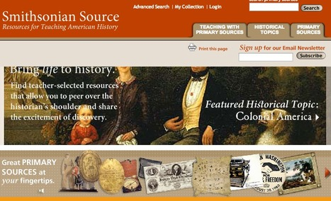 Welcome to Teaching American History | Bell Library Connections, Februrary 2014 | Scoop.it