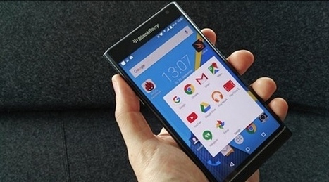 BlackBerry exec: 'The future is really Android' | Mobile Technology | Scoop.it