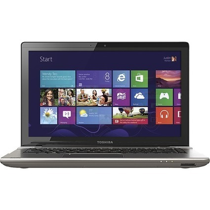 Toshiba Satellite P845T-S4102 Touch-Screen Review | Laptop Reviews | Scoop.it