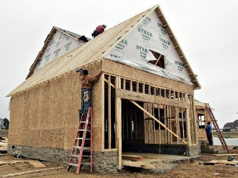 U.S. home building growth disappoints as higher mortgage rates ... | homebuilding | Scoop.it
