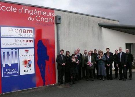 Nouvelle République : IT2I emménage à Formapôle - formation   ChâtelleraultActu   Scoop.it