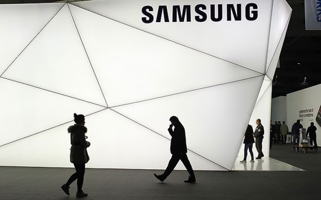 Almost half of smartphones sold in Europe are Samsung - Telegraph | Samsung | Scoop.it