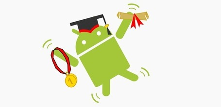 Scholar Droid – a useful app for searching Google Scholar on smartphone | iGeneration - 21st Century Education | Scoop.it