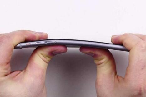 Uri Geller: 'Mental forces' cause iPhone 6 bending | One-armed man applauds the kindness of strangers | Scoop.it