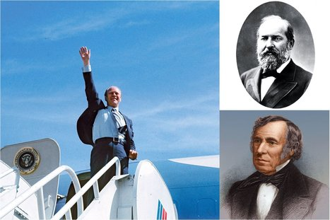 For Presidents Day, Three Presidents Who Could Have Shined | enjoy yourself | Scoop.it