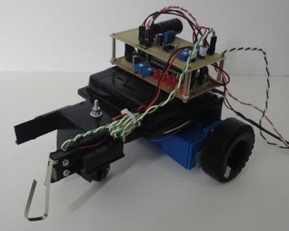 N-Bot: A low cost educational robot | Androidz et al | Scoop.it