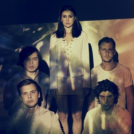 'ALL THE DAYS' by HAERTS / SOUND OF THE DAY | music on dapaper mag | Scoop.it