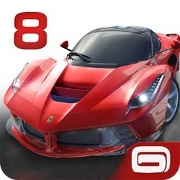 Asphalt 8: Airborne 1.2.1b apk +data [Mod Money] | unlock | Scoop.it