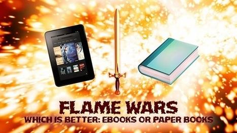 Which is Better: Ebooks or Paper Books? | SpisanieTO | Scoop.it