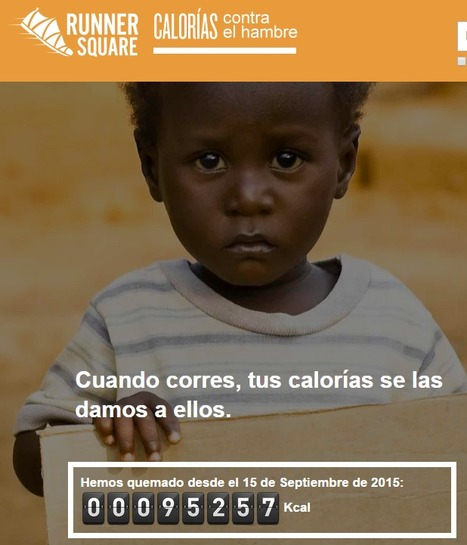 Runner Square: calorías contra el hambre | #PST #WHP #ageingwell | Scoop.it