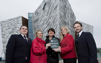 07 March 2013 - Foster awards five-star rating to Titanic Belfast | Northern Ireland Executive | Sustainable Tourism | Scoop.it