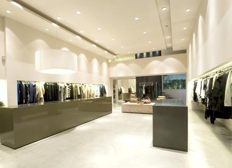 Penser à l'éclairage de l'architecture intérieure de votre magasin | Décoration hotel restaurant boutique | Scoop.it