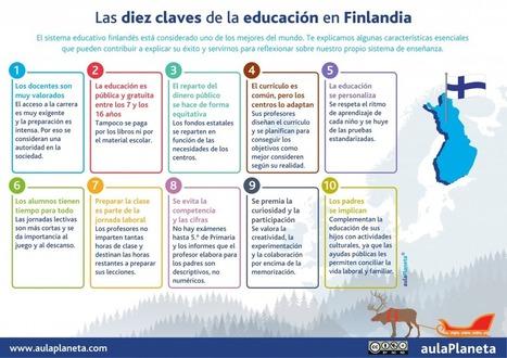 Las diez claves de la educación en Finlandia - aulaPlaneta | e-learning y aprendizaje para toda la vida | Scoop.it